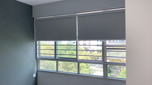 Blinds and Curtains Singapore - roller blinds, venetian blinds, day